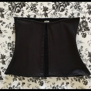 Miraclesuit Black Extra Firm Waist Cincher S-Large